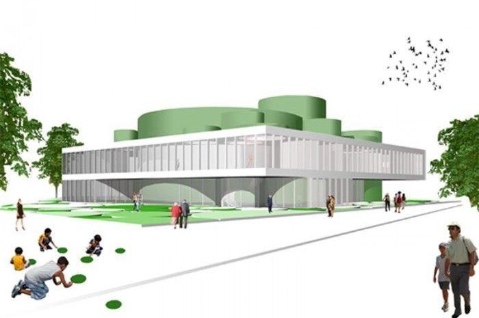 arquitecto centro social en Madrid