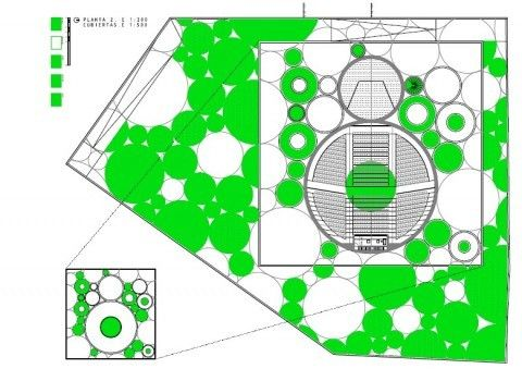 arquitectos auditorio proyecto