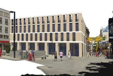 Edificio multifuncional dmdv arquitectos for Edificios oficinas madrid