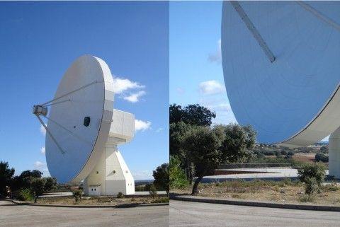 arquitectos radiotelescopio