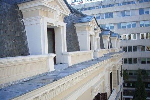 Arquitectos restauración Madrid