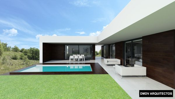 proyecto vivienda passivhaus boadilla del monte madrid