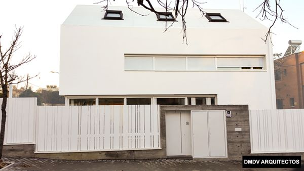 casa passivhaus madrid
