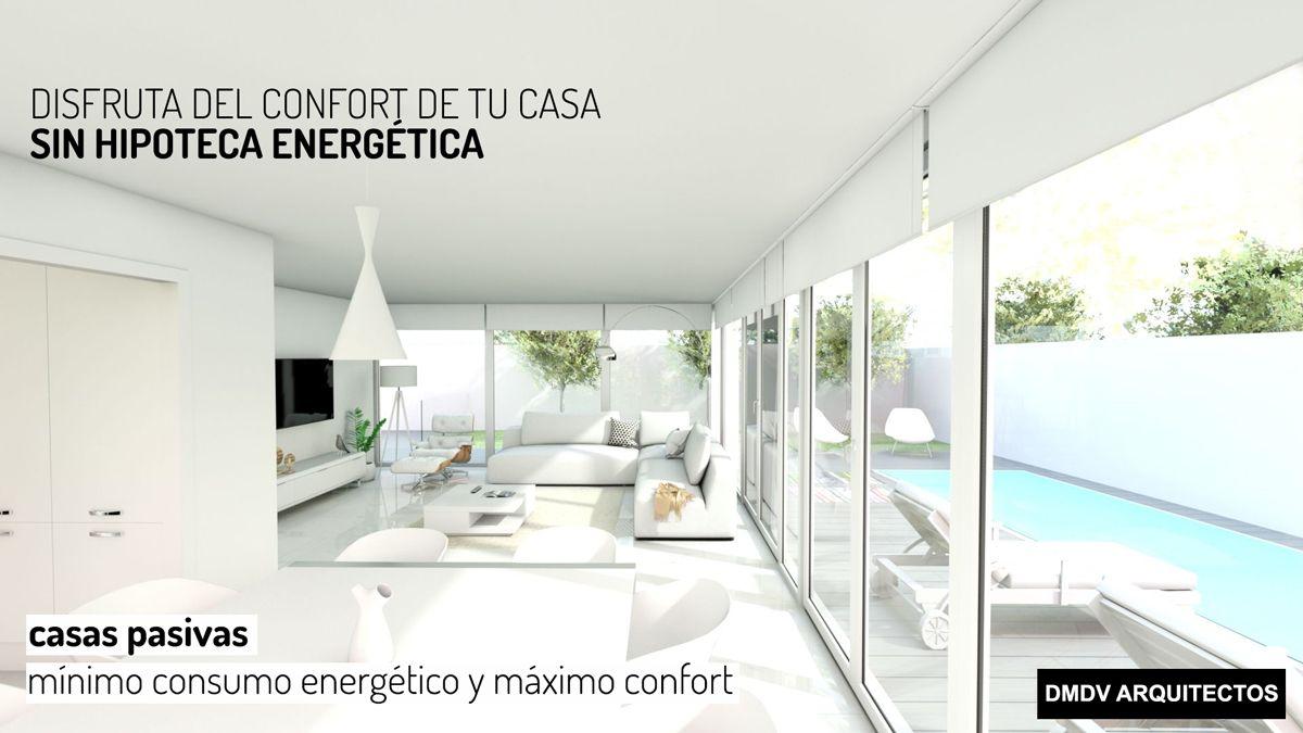 Casa pasiva estudio dmdva arquitectos madrid - Arquitectos interioristas madrid ...