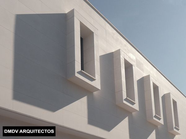 casa bioclimatica fachada