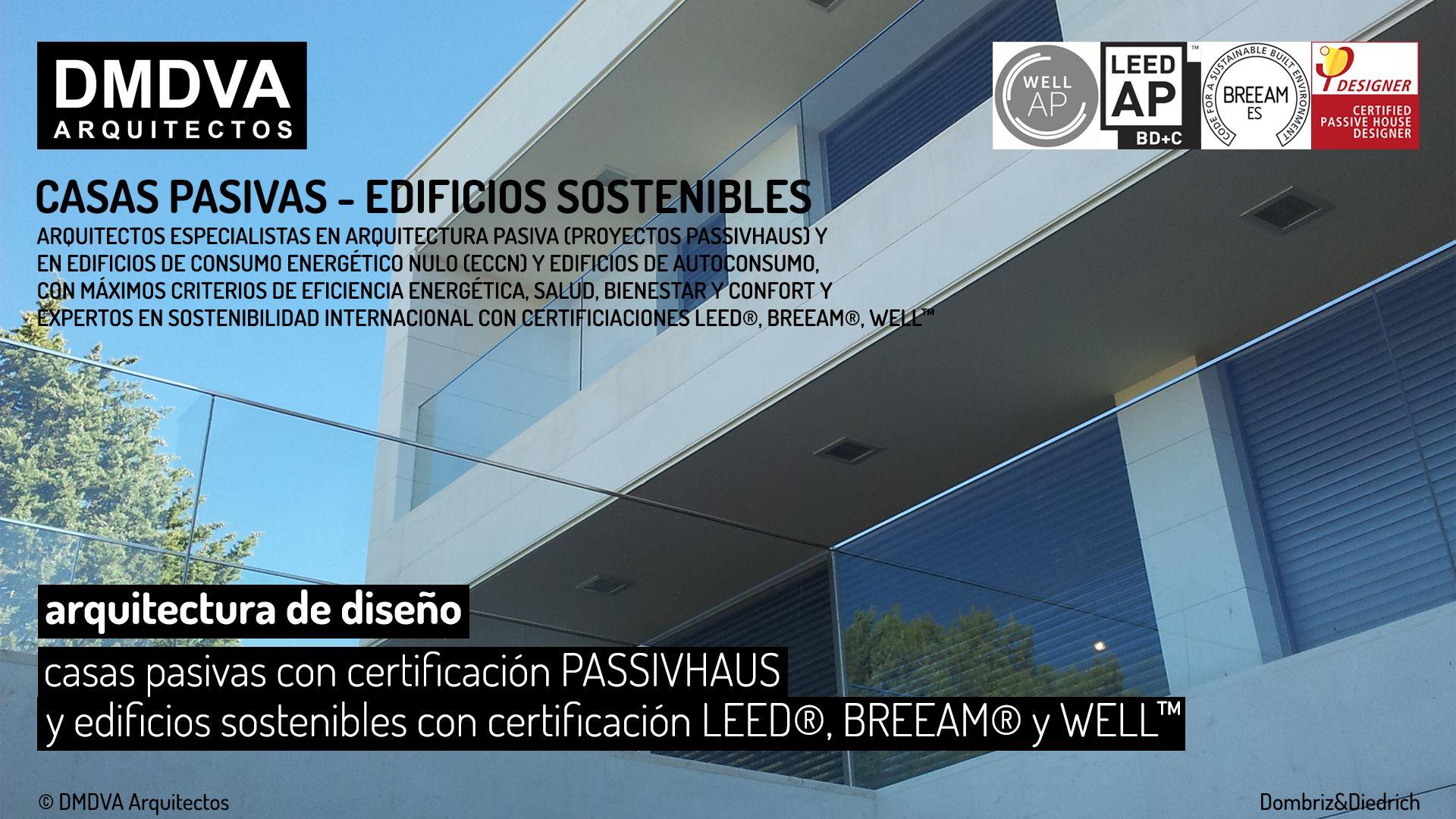 Arquitectos en madrid estudio dmdv arquitectos madrid - Arquitectos en espana ...