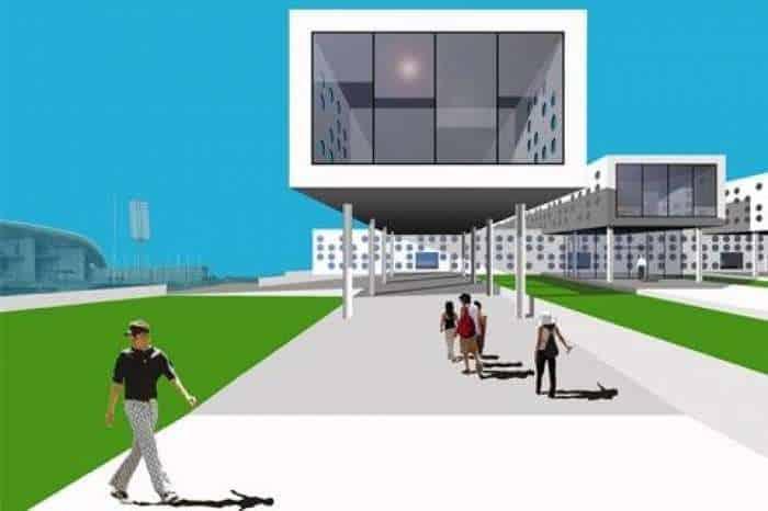 arquitecto madrid centro culinario