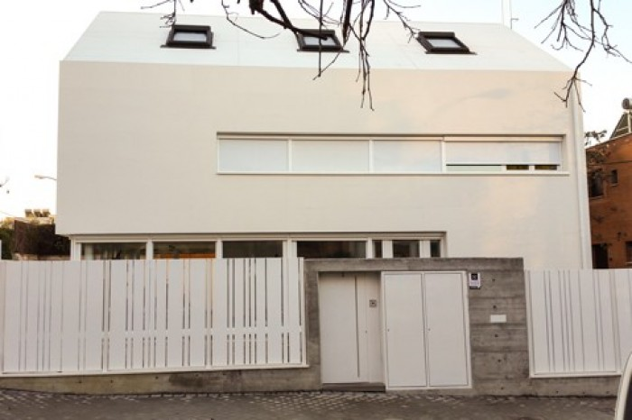 arquitecto casa pasiva Madrid