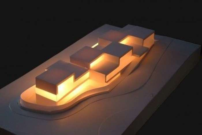 arquitectos madrid centro de salud