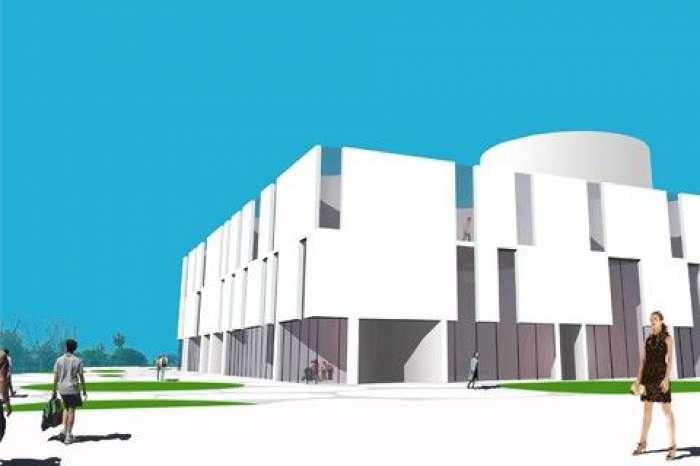 arquitectos edificio auditorio concurso