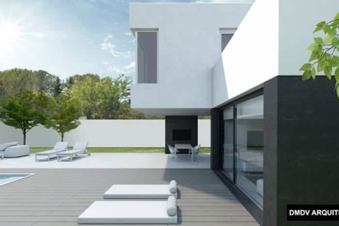 casa passivhaus madrid villalbilla